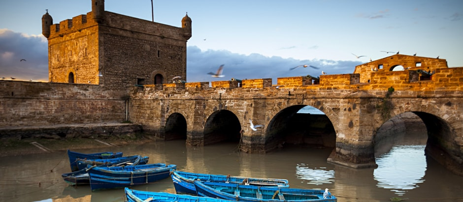 Day trips to Essaouira