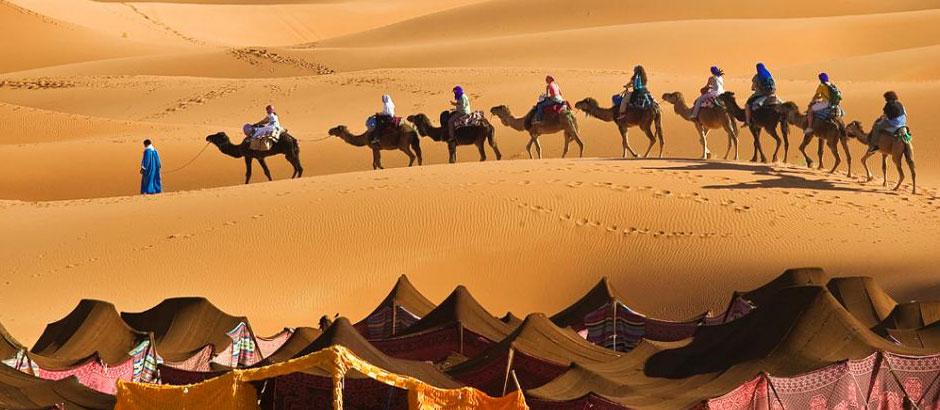 3 Days desert Trip to Merzouga