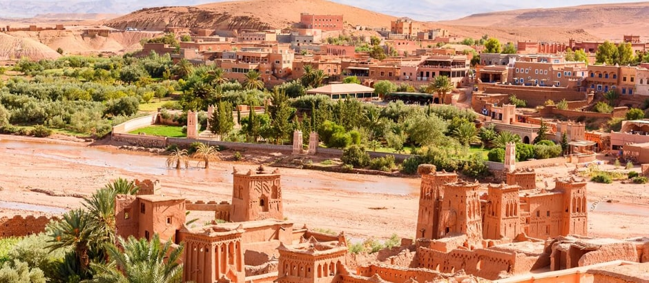 Day trip from Marrakech to Ouarzazate & Ait Ben Haddou