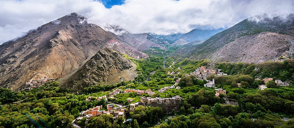 Day trip to Ourika Valley & Atlas Mountains