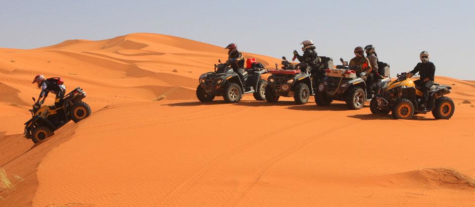 Marrakech to Merzouga desert