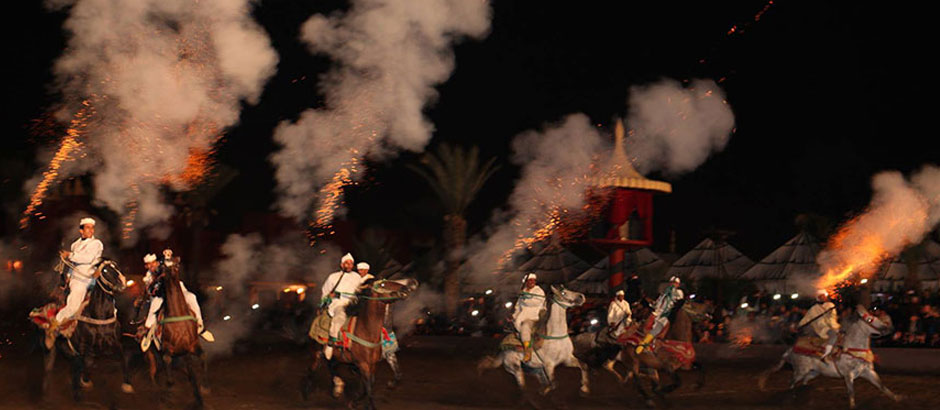 Traditional Dinner And Show In Marrakech Chez Ali